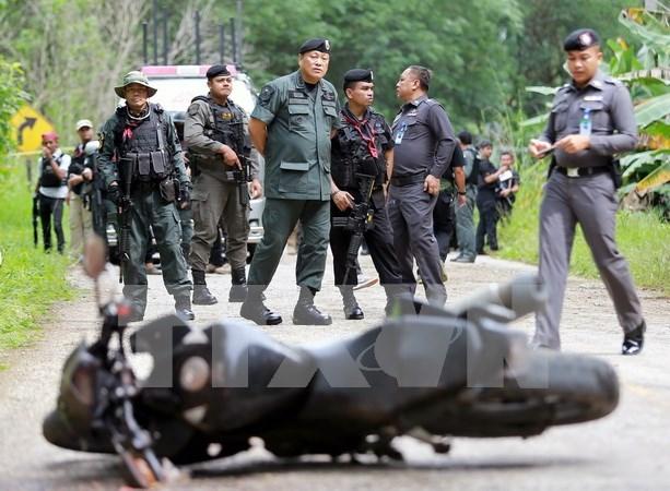 Tailandia detiene a 50 sospechosos por atentado en Hospital Militar hinh anh 1
