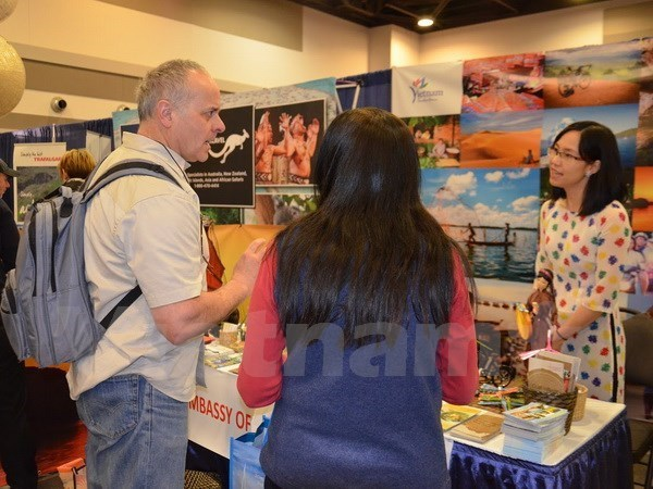 Promueven cultura vietnamita en Festival de Bazar en Venezuela hinh anh 1