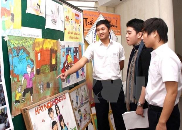 Vietnam implementa programa nacional de lucha contra violencia domestica hinh anh 1