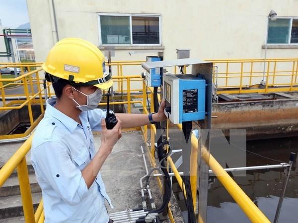 Vietnam supervisa con cautela emision de residuos de horno alto de aceria Formosa hinh anh 1
