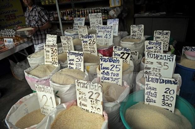Tailandia se empena por impulsar desarrollo de industria arrocera hinh anh 1