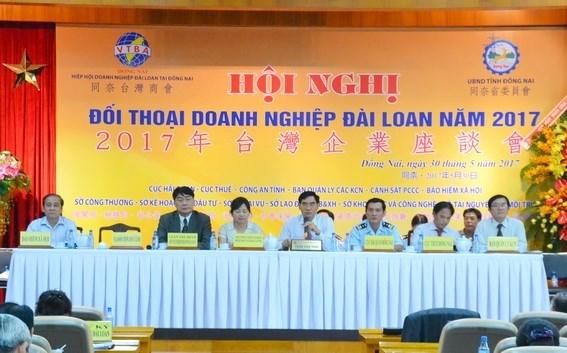 Provincia vietnamita dispuesta a acompanar a empresas taiwanesas hinh anh 1