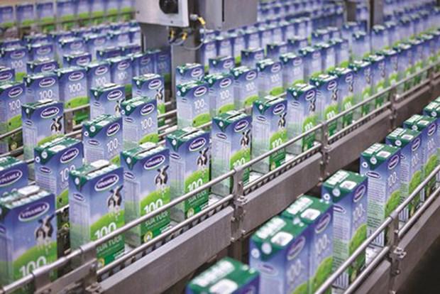 Inauguran en Hanoi exhibicion internacional de industria lactea hinh anh 1
