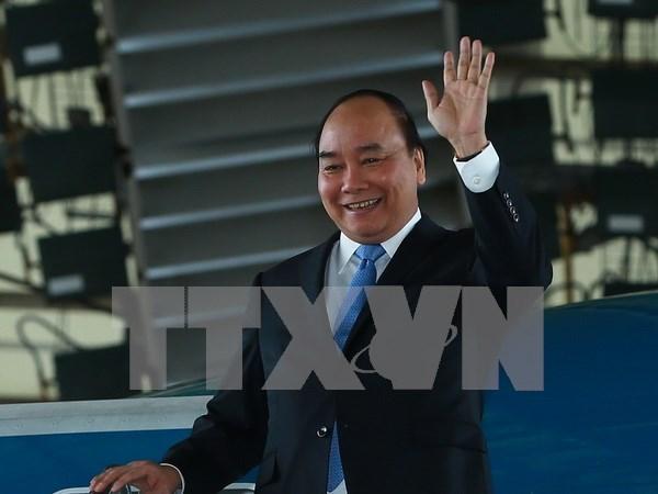 Visita de premier vietnamita posibilitara decenas de miles de empleos en EE.UU. hinh anh 1