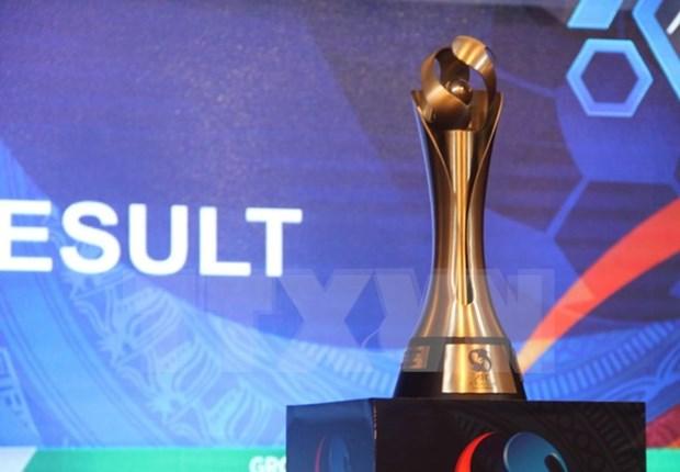 Realizan sorteo de Campeonato asiatico de clubes de Futsal 2017 hinh anh 1