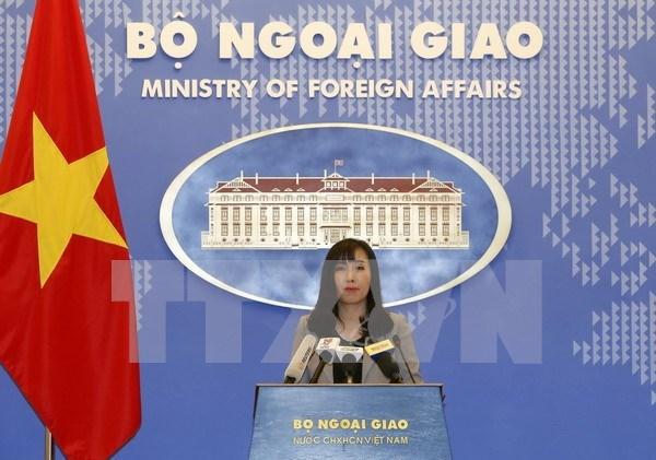 Vietnam respalda esfuerzos para mantener la paz en Peninsula Coreana hinh anh 1