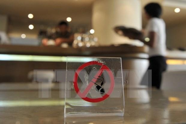 Vietnam avanza en lucha contra el tabaquismo hinh anh 1