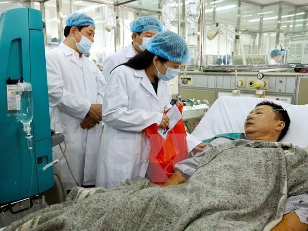 Exhortan a actuar con cautela para evitar similares incidentes en nosocomio de Hoa Binh hinh anh 1