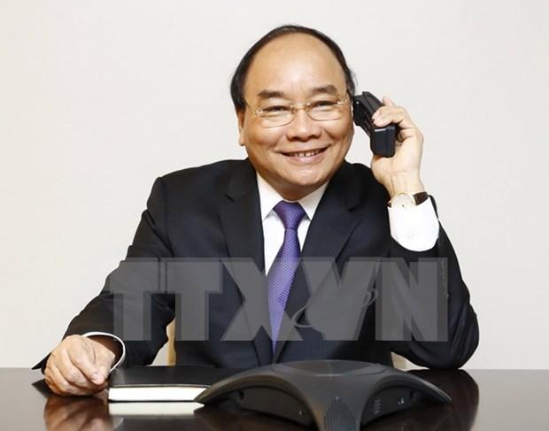 Premier pide apoyo del Congreso de EE.UU. a la entrada de productos vietnamitas hinh anh 1