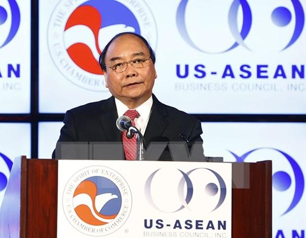 Prensa internacional ofrece opinion positiva sobre visita del premier vietnamita a EE.UU. hinh anh 1