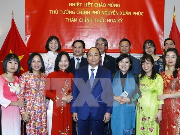 Primer ministro de Vietnam concluye visita oficial a Estados Unidos hinh anh 1