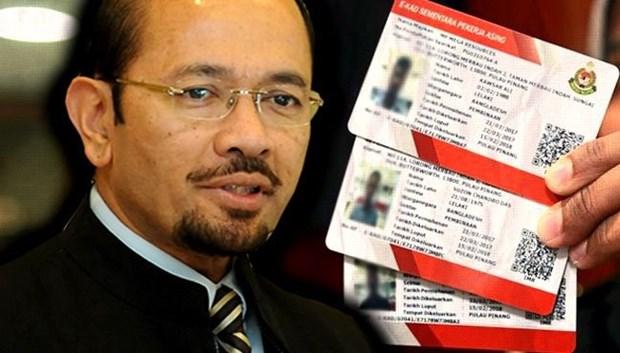Malasia expulsa a decenas de miles de inmigrantes criminales hinh anh 1