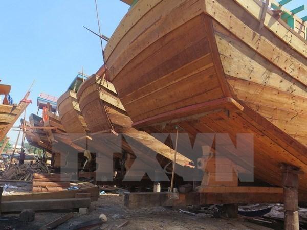 Provincia vietnamita ofrece asistencia financiera a pescadores hinh anh 1