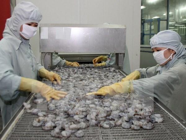 Australia alivia medida de suspension de importaciones de camaron de Vietnam hinh anh 1
