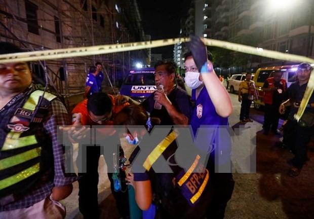 Filipinas: Reportan 34 muertos en atentado a complejo hotelero en Manila hinh anh 1