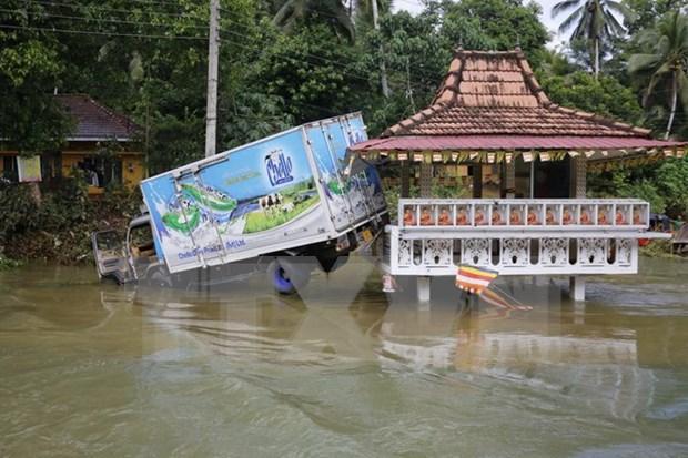 Premier de Vietnam envia condolencias a Sri Lanka por desastres naturales hinh anh 1