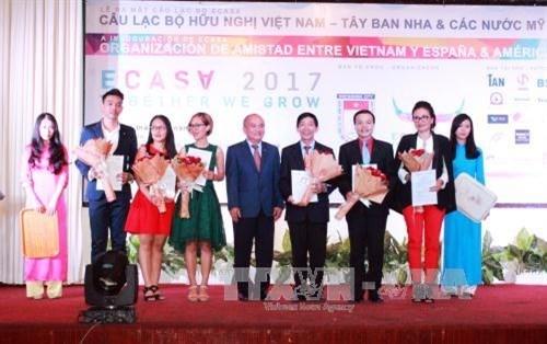 Debuta club de amistad entre Vietnam y paises hispanohablantes hinh anh 1