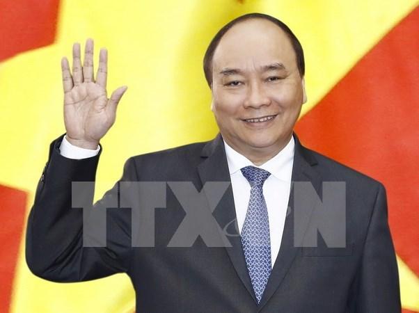 Premier de Vietnam iniciara manana visita oficial a Japon hinh anh 1