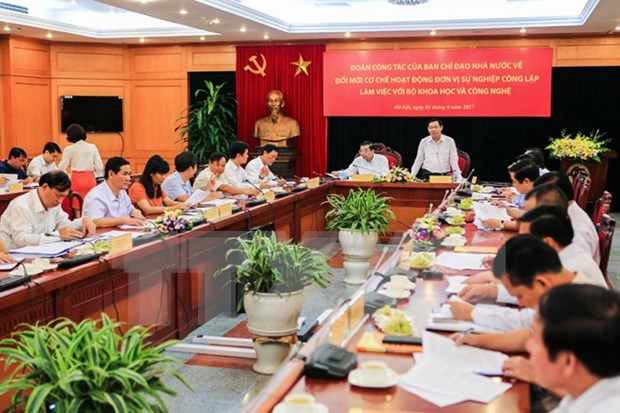 Vietnam eleva la eficiencia operativa de centros de capacitacion vocacional hinh anh 1
