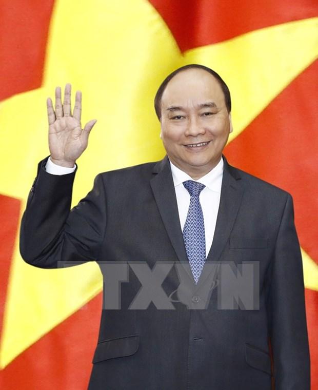 Premier de Vietnam parte rumbo a Japon para visita oficial hinh anh 1