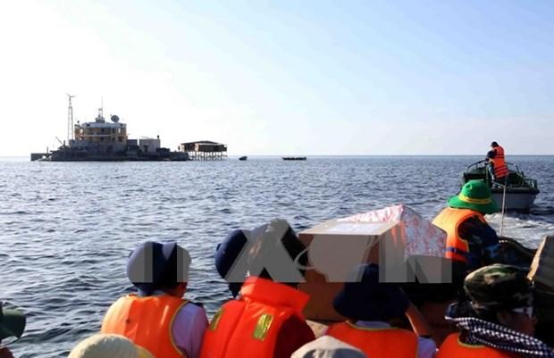 Quang Ninh responde a la Semana del Mar e Islas de Vietnam hinh anh 1