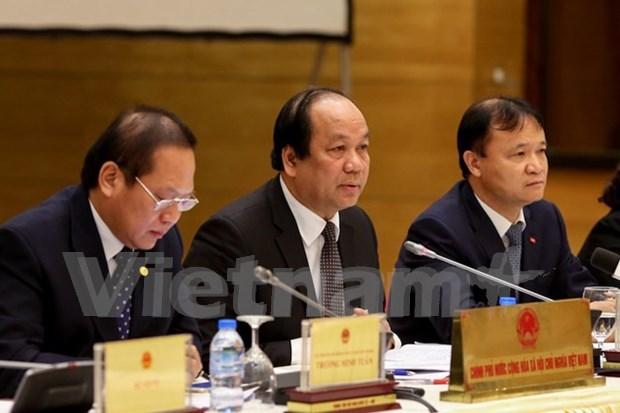 Gobierno vietnamita esclarece cuestiones de gran interes publico hinh anh 1