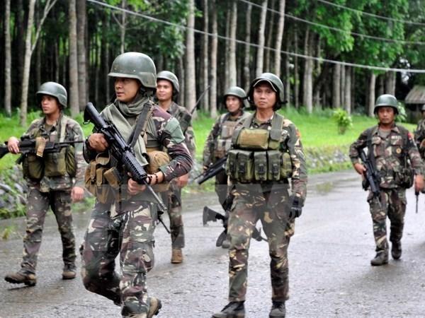 Presidente filipino llama a insurgentes a integrarse en la lucha contra el EI hinh anh 1