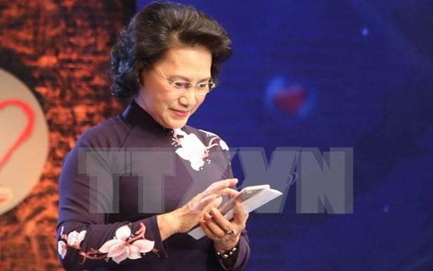 Recaudan en Vietnam fondo millonario a favor de ninos con enfermedades cardiacas hinh anh 1