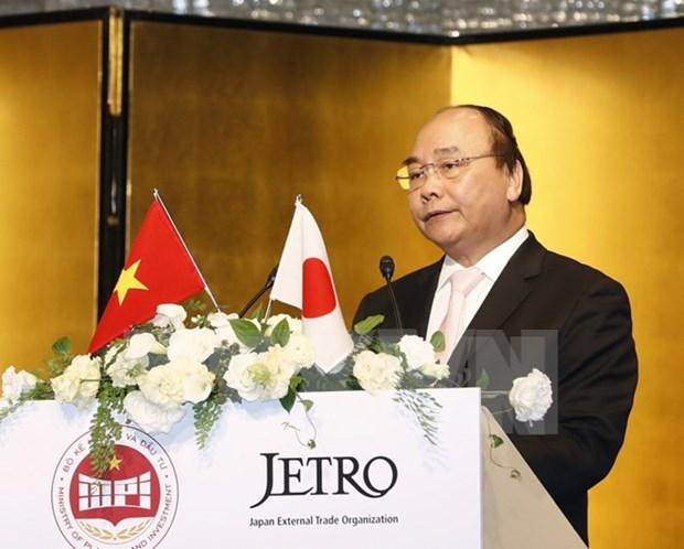 Premier vietnamita interviene en conferencia sobre futuro de Asia hinh anh 1