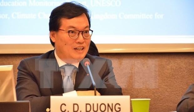 Vietnam participa en la 35 reunion del Consejo de Derechos Humanos hinh anh 1