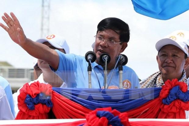 Camboya: Partido gobernante obtiene gran exito en comicios municipales hinh anh 1
