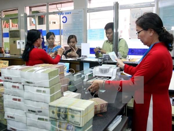 Vietnam registra alentador crecimiento del mercado crediticio hinh anh 1