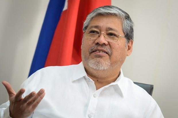 Alto funcionario filipino confia en avance del COC hinh anh 1