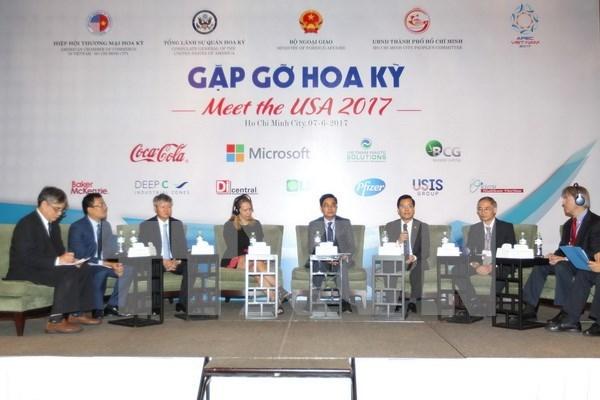 Vietnam y Estados Unidos analizan cooperacion comercial e inversionista hinh anh 1
