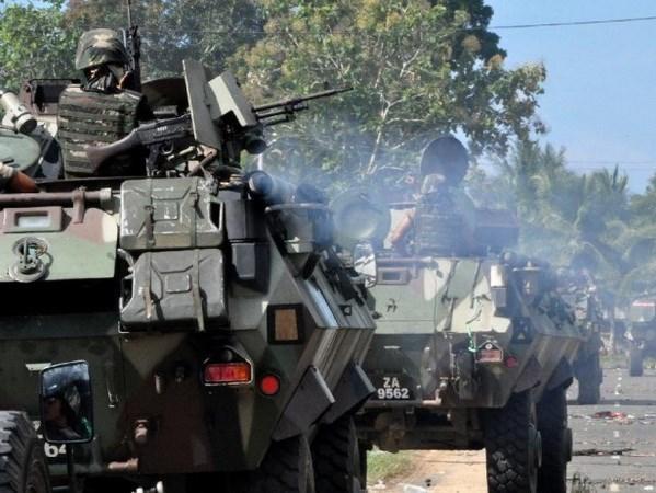 Malasia condena a pena de muerte a nueve filipinos por incursion armada ilegal hinh anh 1