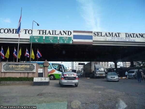 Tailandia cierra seis pasos fronterizos para evitar entrada de terroristas hinh anh 1