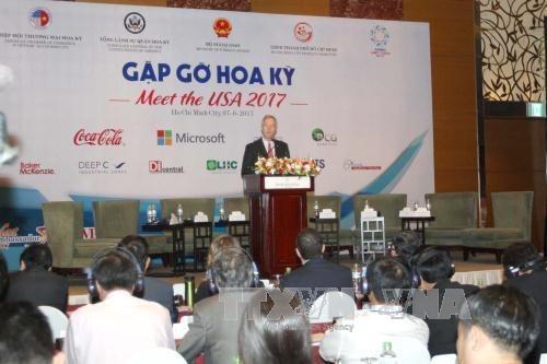 EE.UU desea impulsar cooperacion inversionista con localidades vietnamitas hinh anh 1