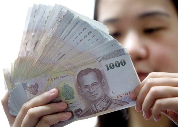 El baht tailandes alcanza valor record en dos anos hinh anh 1