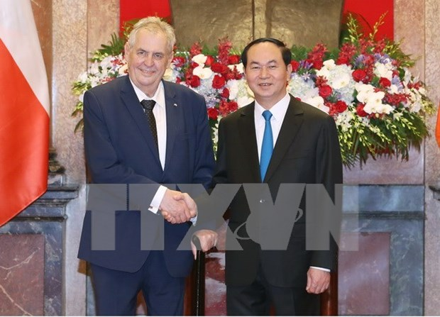 Vietnamitas en Republica Checa desean mayor cooperacion bilateral hinh anh 1