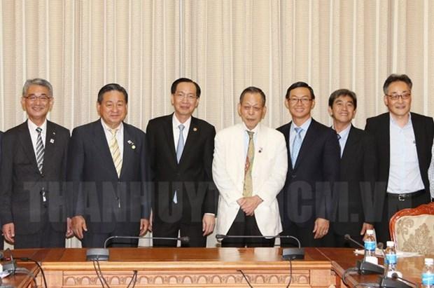 Ciudad Ho Chi Minh y prefectura japonesa de Nagasaki impulsan cooperacion educativa hinh anh 1
