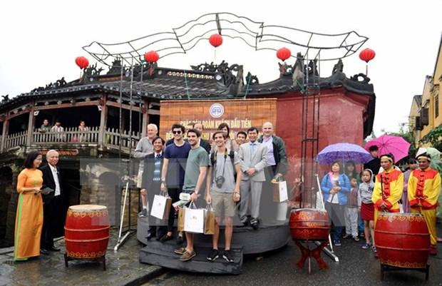 Coros de 10 paises se dan cita en concurso internacional en Vietnam hinh anh 1
