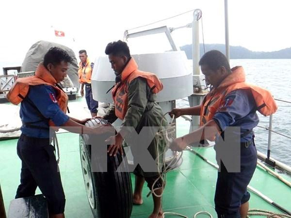 Encuentran 29 cadaveres de accidente de avion militar en Myanmar hinh anh 1