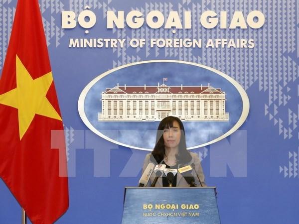 Vietnam llama a dialogo entre Qatar y otros paises en el Golfo hinh anh 1
