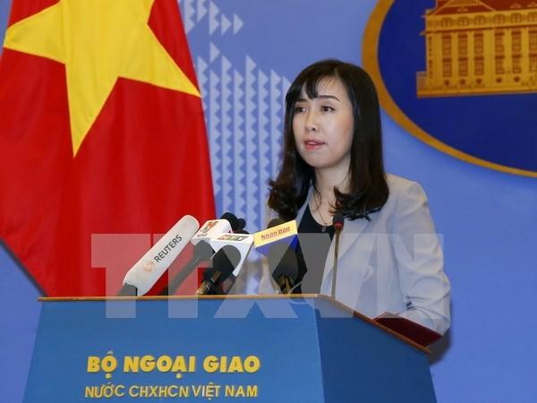 Vietnam condena ataques terroristas contra civiles iranies hinh anh 1