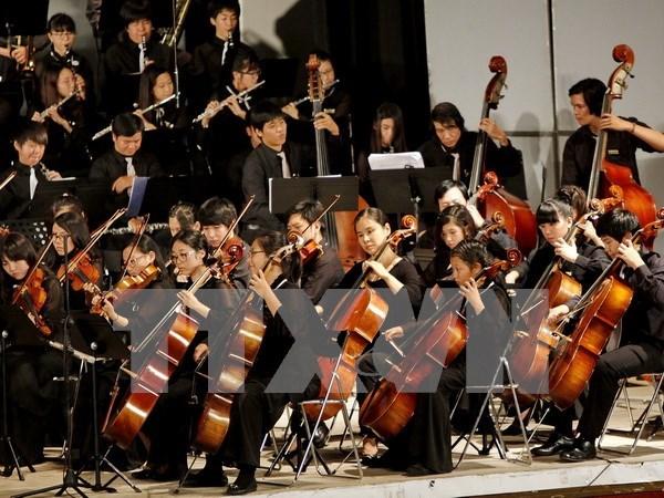 Celebraran en Vietnam concierto de musica clasica por Dia de Rusia hinh anh 1