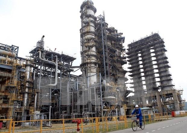 Refineria petrolera de Binh Son recibe premio nacional de medio ambiente hinh anh 1