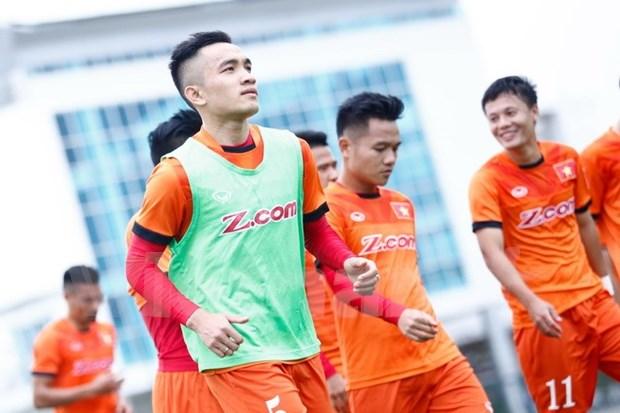 Seleccion vietnamita sub-22 de futbol jugara con equipo de estrellas de K-League hinh anh 1