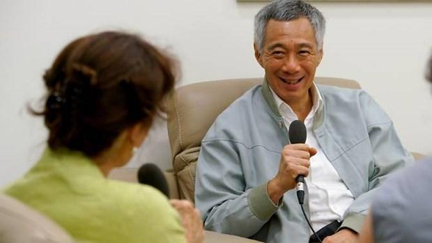 Premier singapurense advierte amenazas de grupos separatistas en Sudeste Asiatico hinh anh 1