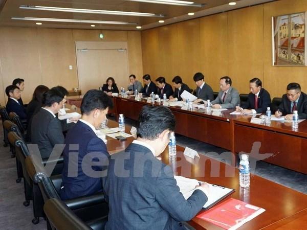 Intensifican cooperacion Vietnam - Japon en lucha contra delincuencia hinh anh 1