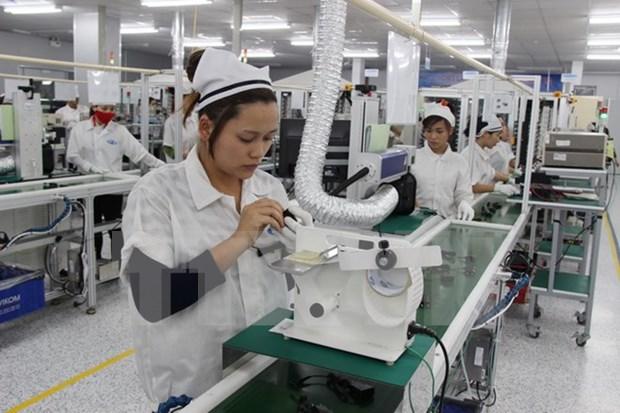 Vietnam mantendra buen ritmo de crecimiento economico hinh anh 1